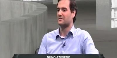 Nuno F. Azevedo interviewed