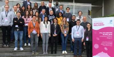 "SS and Workshop on ""In vivo Gene Delivery"""
