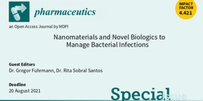Nanomaterials and Novel Biologics to Manage Bacterial Infections